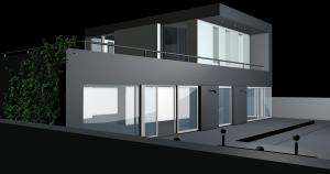 gradnja večstanovanjskih objektov