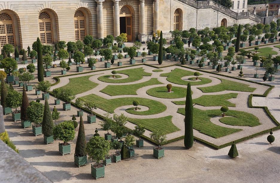 versajsko dvorišče