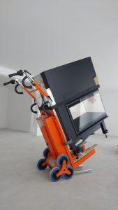 električni transportni vozički