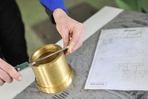 obdelava kovin na cnc strojih